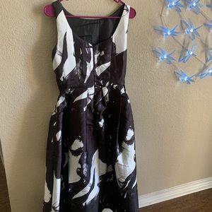 80's Frock style dress